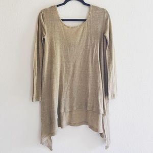 Free People flowy top/tunic - Small